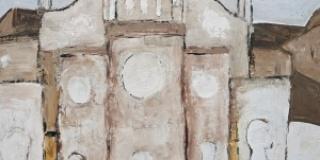 Ein neues Gemälde der Alten Synagoge
